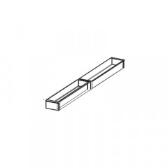 Accessory Tray Slim (For Inner Drawer) - Depth 45cm