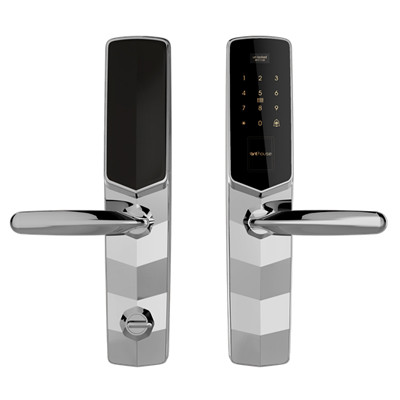 Kylin Series Smart Cloud Lock - Space Silver