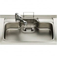STEDIA Sink (Super Silent e-Sink for depth 600mm) - Large
